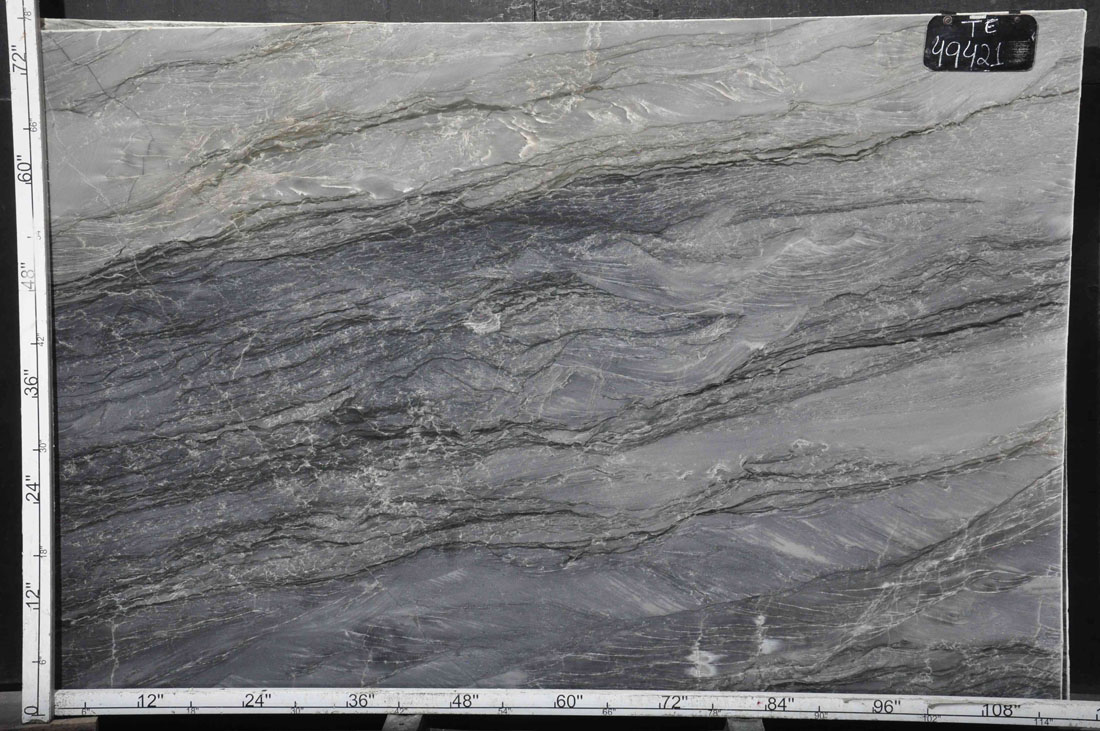 Platinum Blue Natural Quartzite Slabs