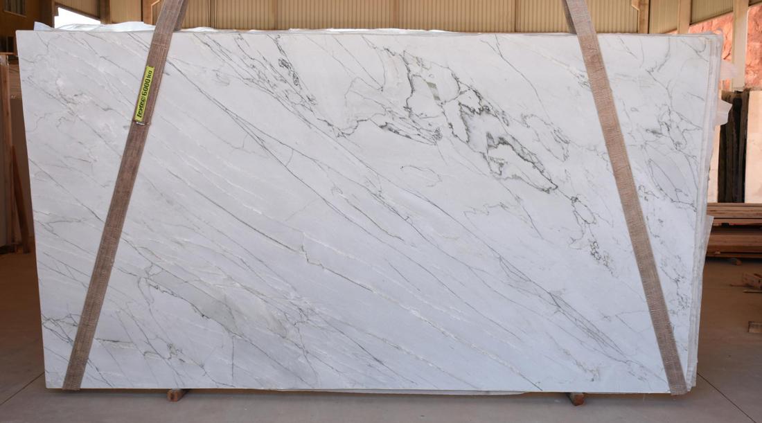 Polaris White Quartzite Stone Slabs Brazil Polished Quartzite Slabs