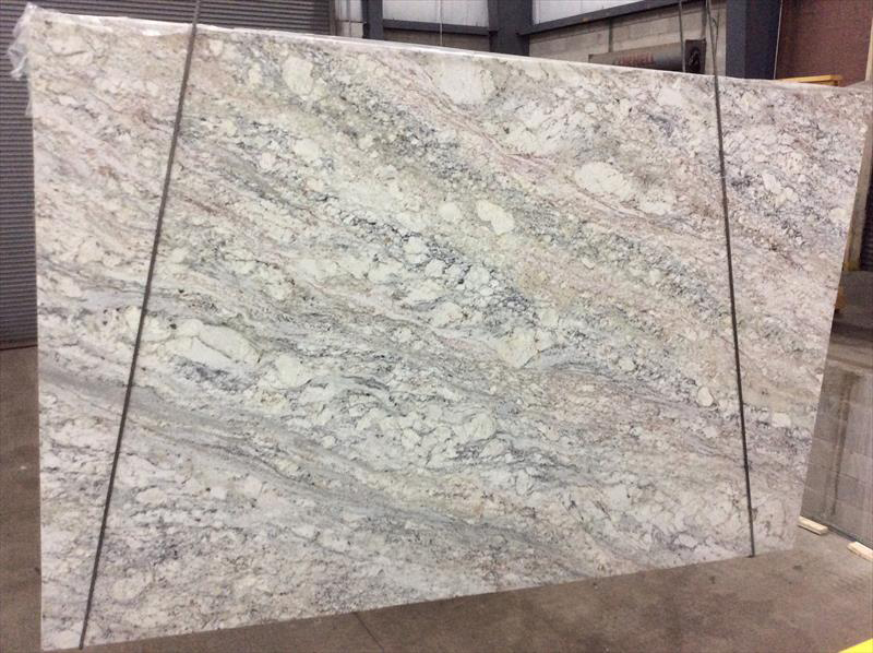 Polished African Rainbow Granite Slabs Granite Stone Slabs