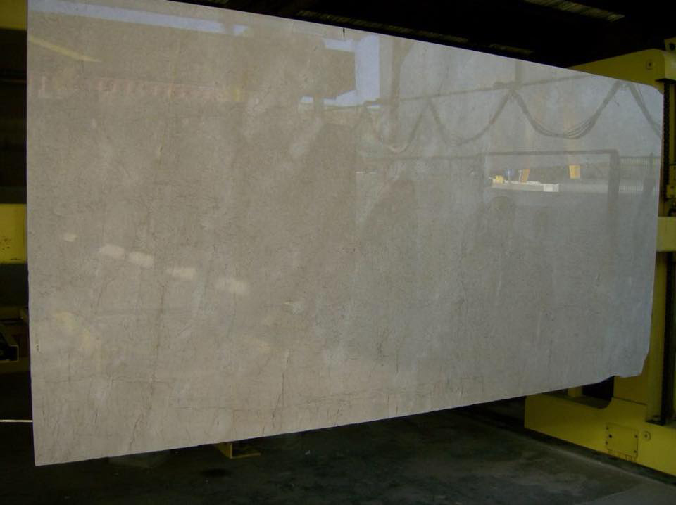 Polished Beige Marble Slabs New Marfil Slabs