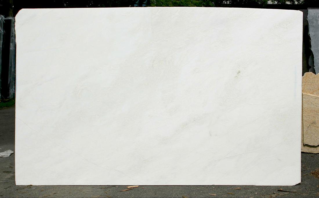 Polished Bianco Rhino Slabs Marble Stone Slabs for Vanity Tops