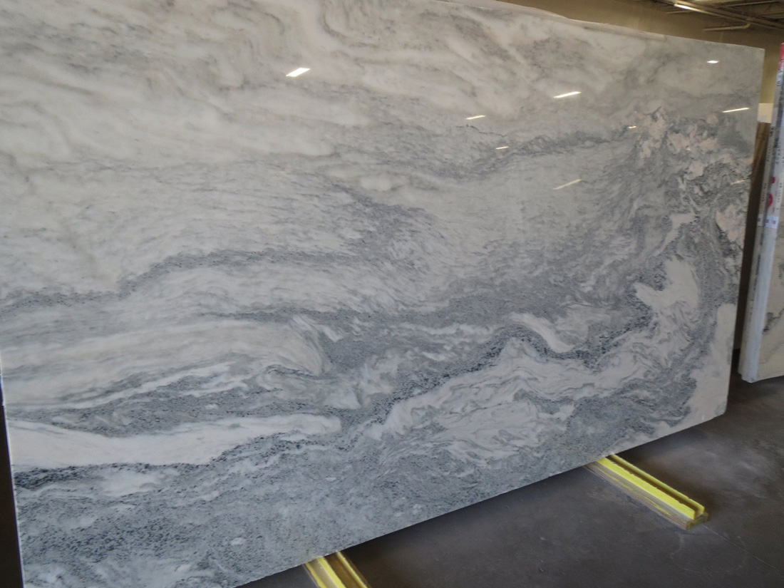 Polished Calacatta White Marble Marble Slabs