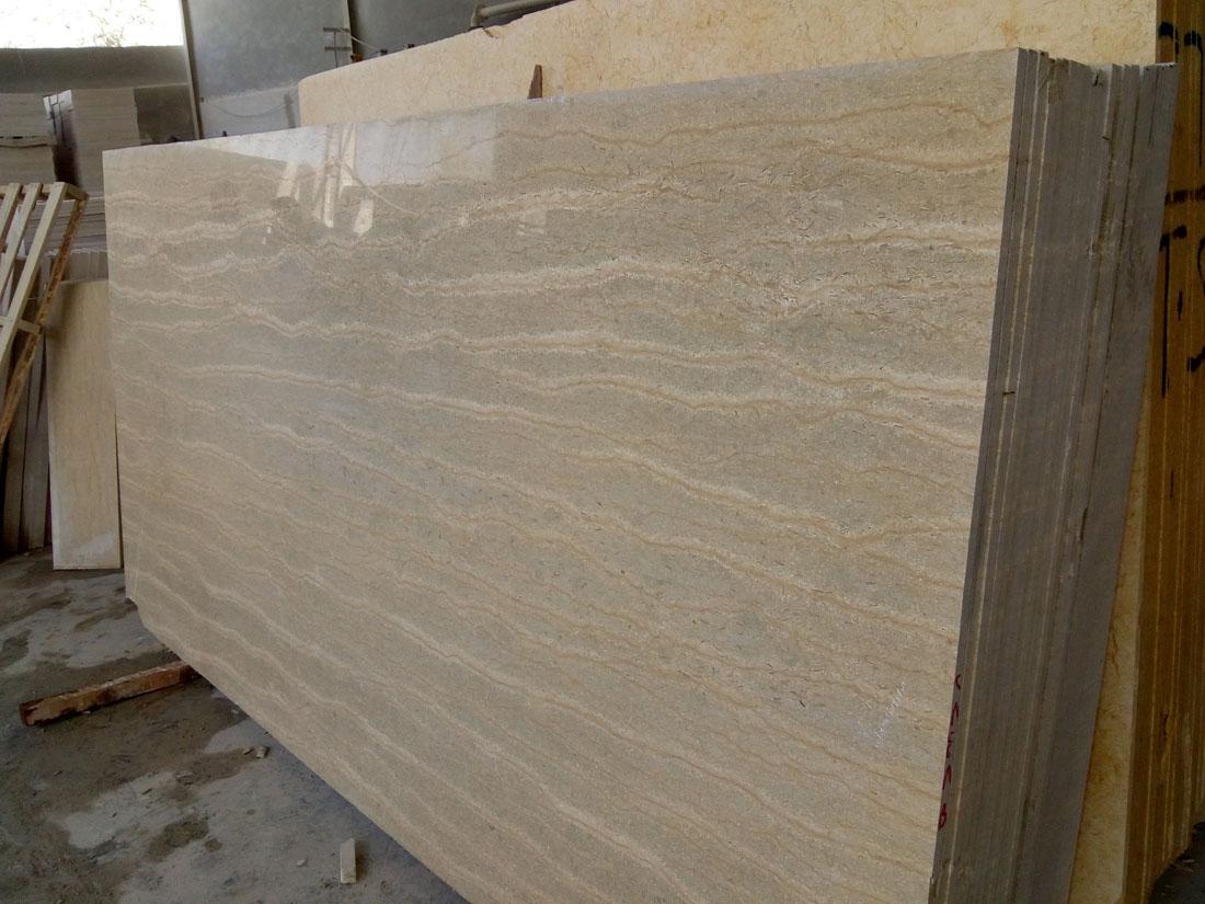 Polished Egyptian Yellow Marble Slabs Silvia Slabs