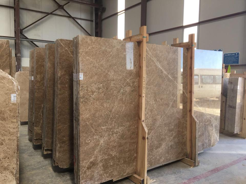 Polished Emperador Marble Slabs Brown Marble Slabs