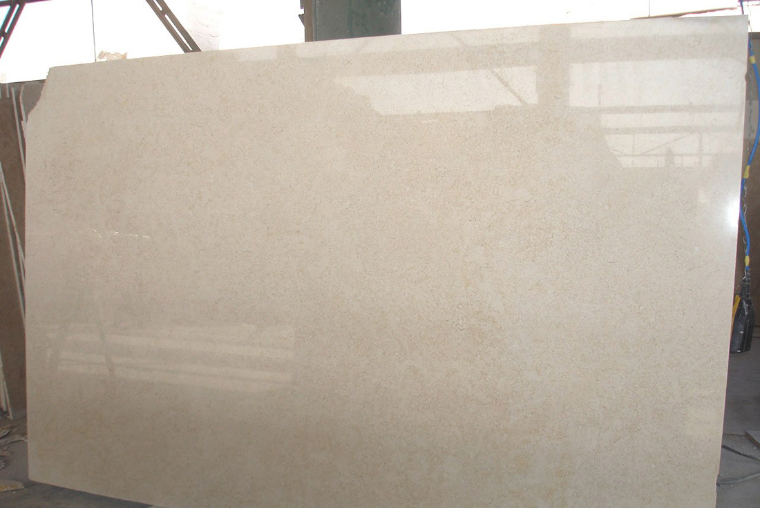 Polished Galala Marble Slabs with High Quality