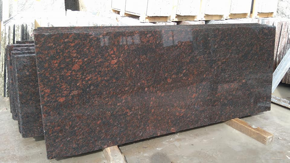 Polished Granite Slabs Tan Brown Granite Slabs