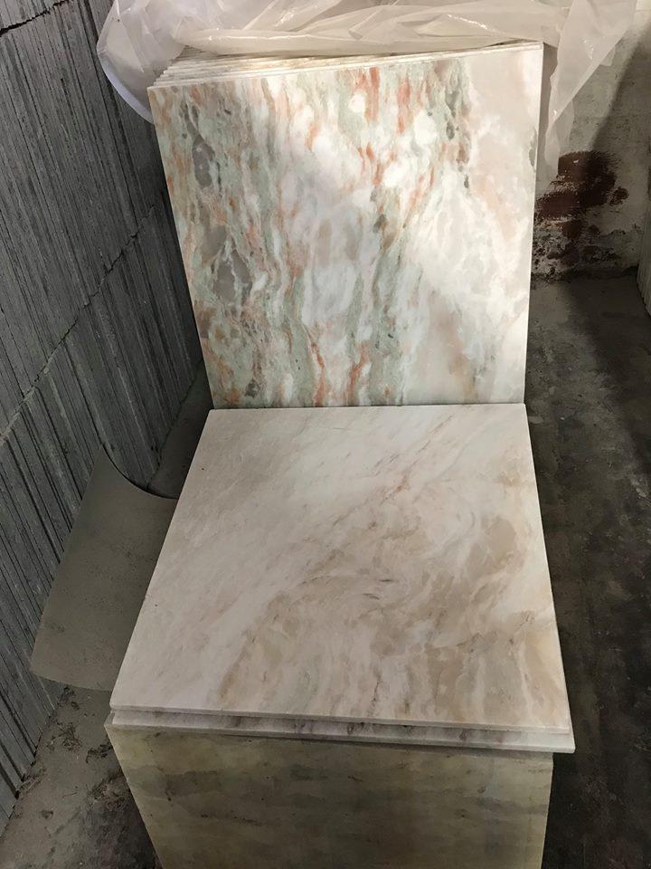 Polished Lady Onyx Tiles Flooring Stone Tiles