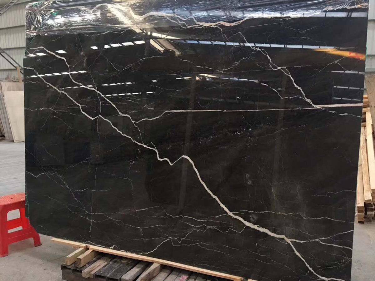 Polished Lauren Platinum Marble Slabs