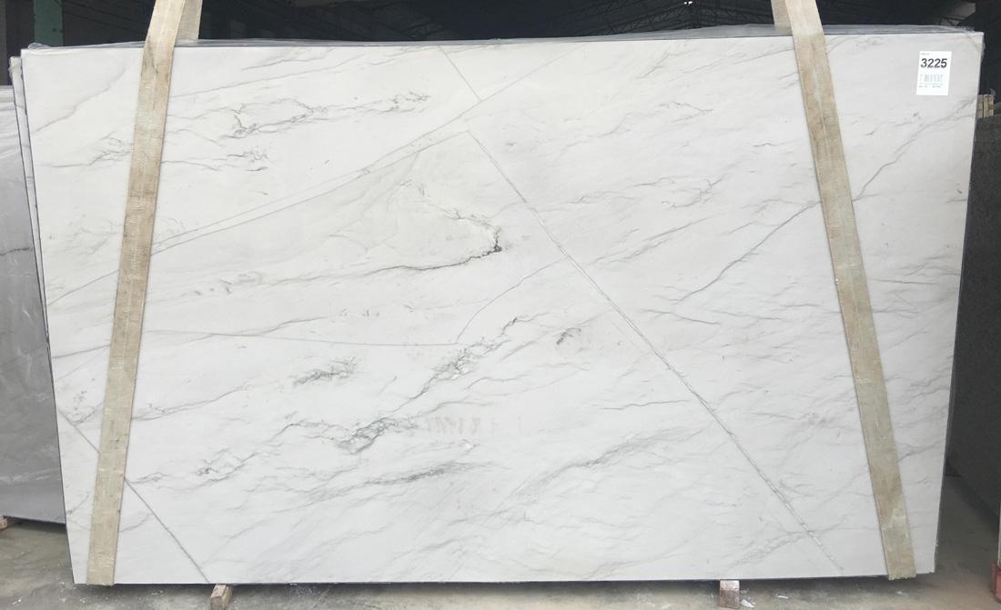 Polished Mont Blanc Quartzite White Quartzite Slabs