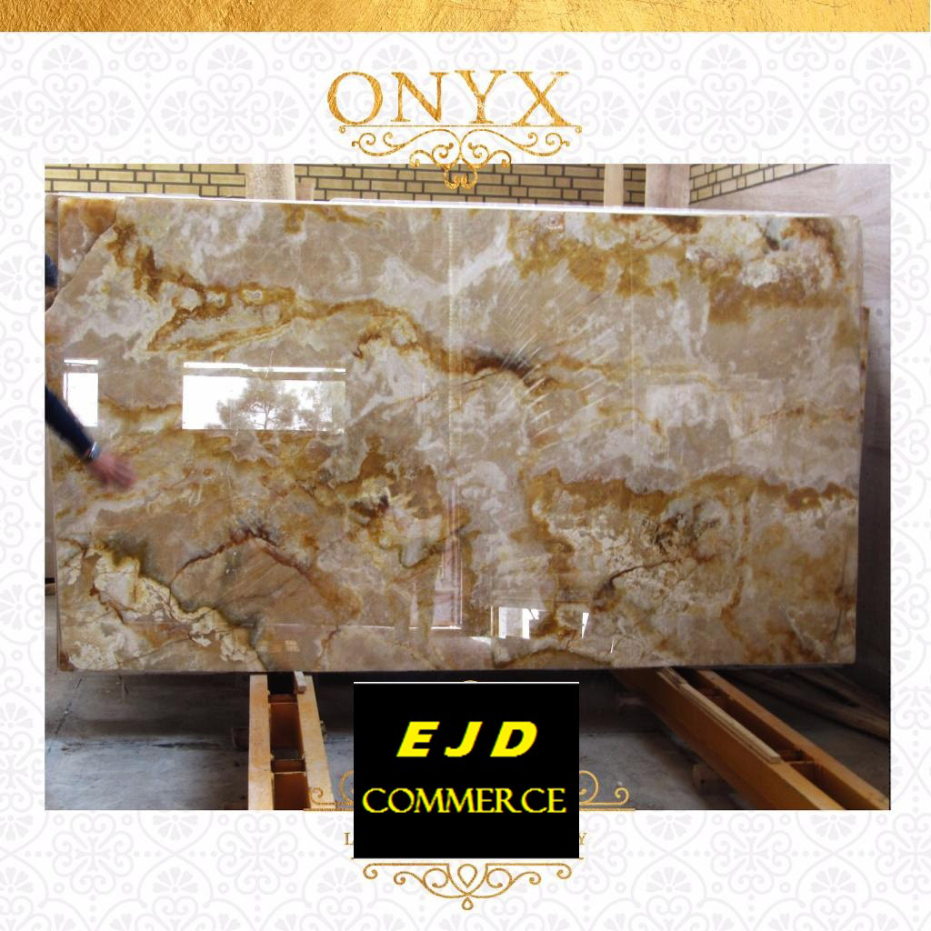 Polished Onyx Slabs Iranian Honey Onyx Slabs