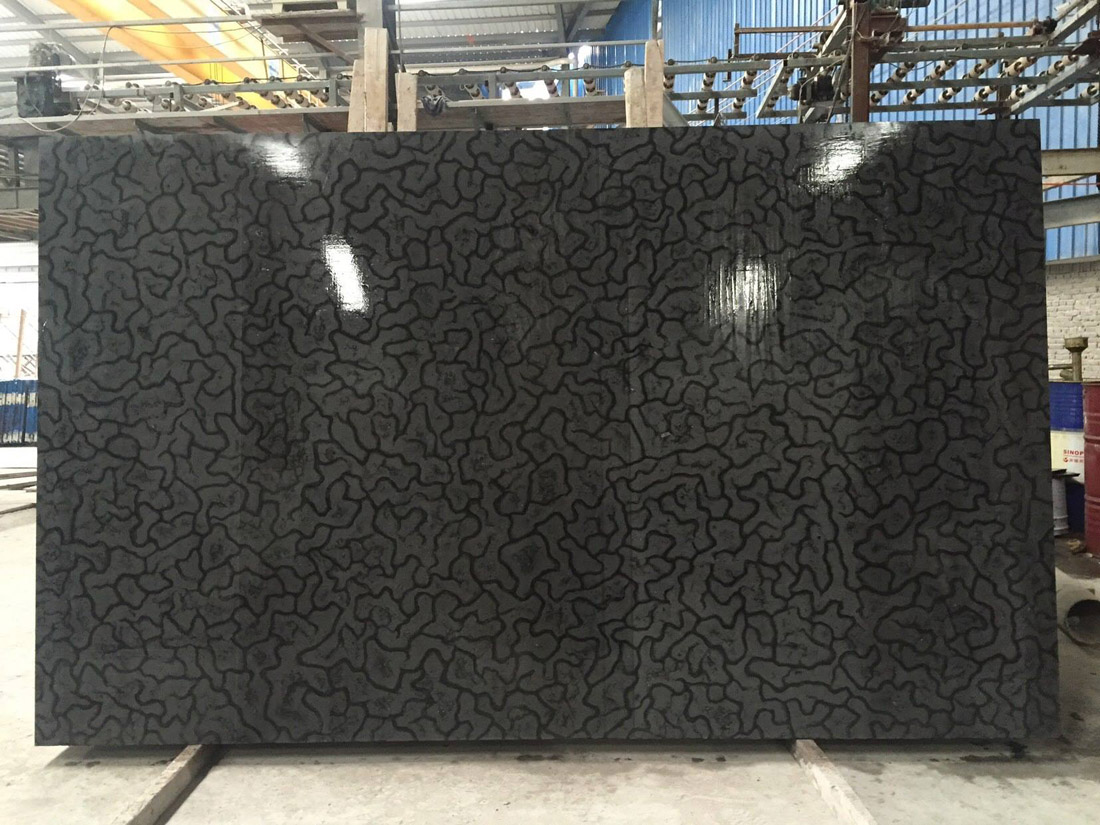 Polished Oracle Marble Slabs from Chinese Supplier