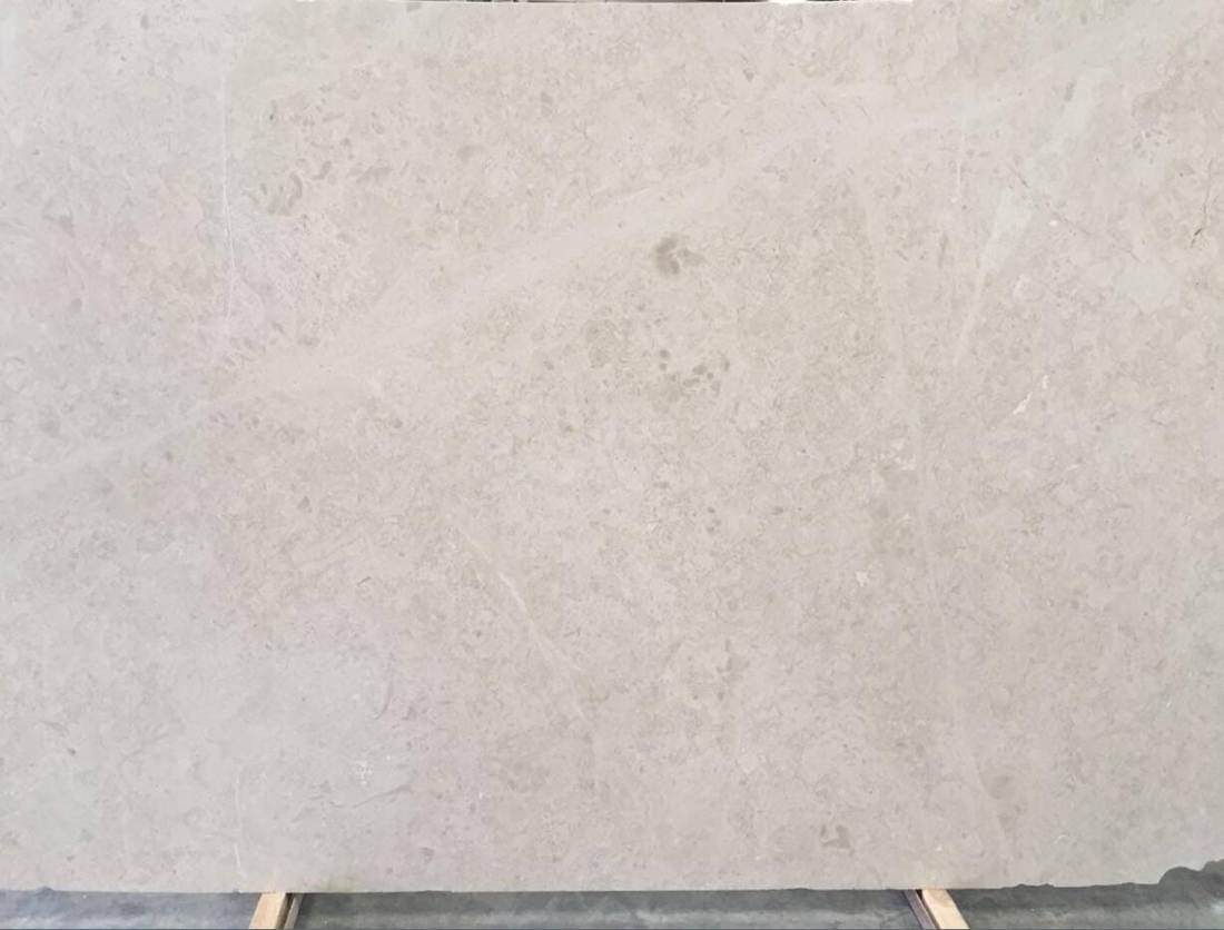 Polished Sahara Beige Marble Slabs Competitive Marble Stone Slabs
