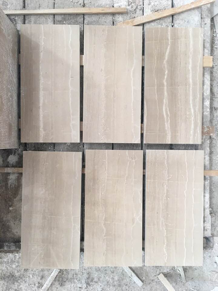 Polished Serpeggiante Marble Tiles for Flooring and Walling