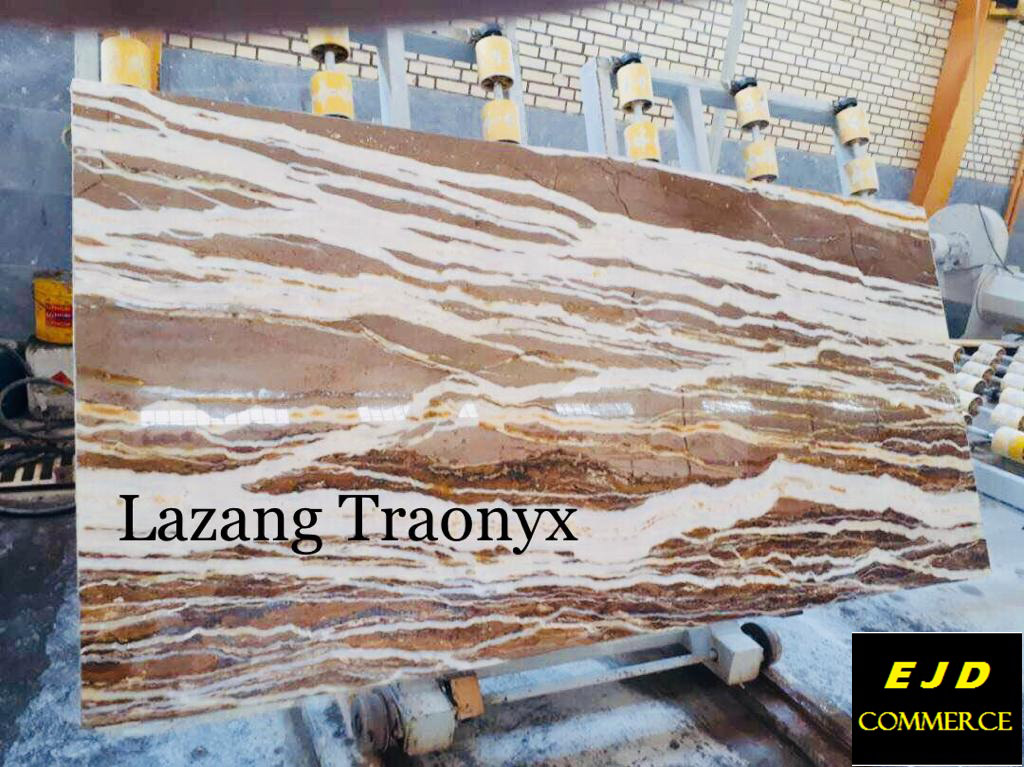 Polished Traonyx Slabs from Iran