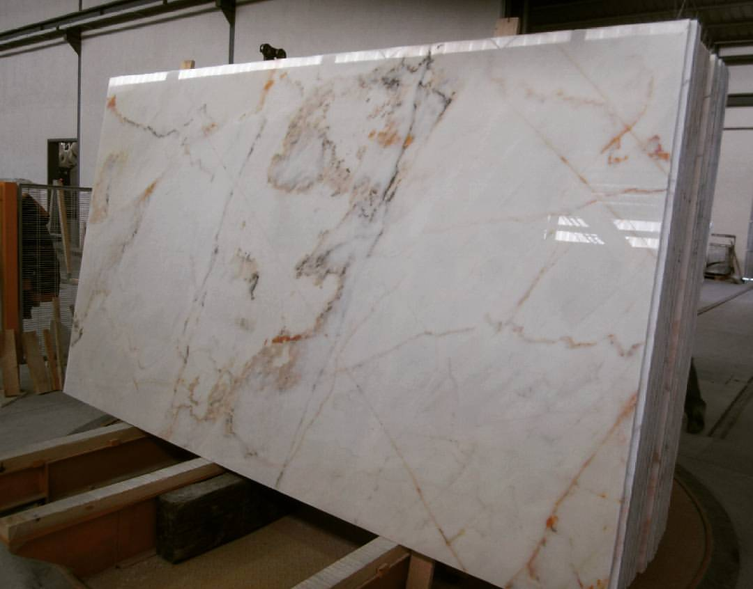 Polished White Marble Slabs Estremoz White Marble Slabs