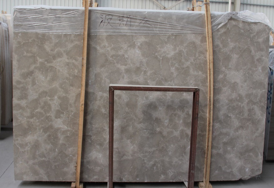 Posy Grey Marble Slabs