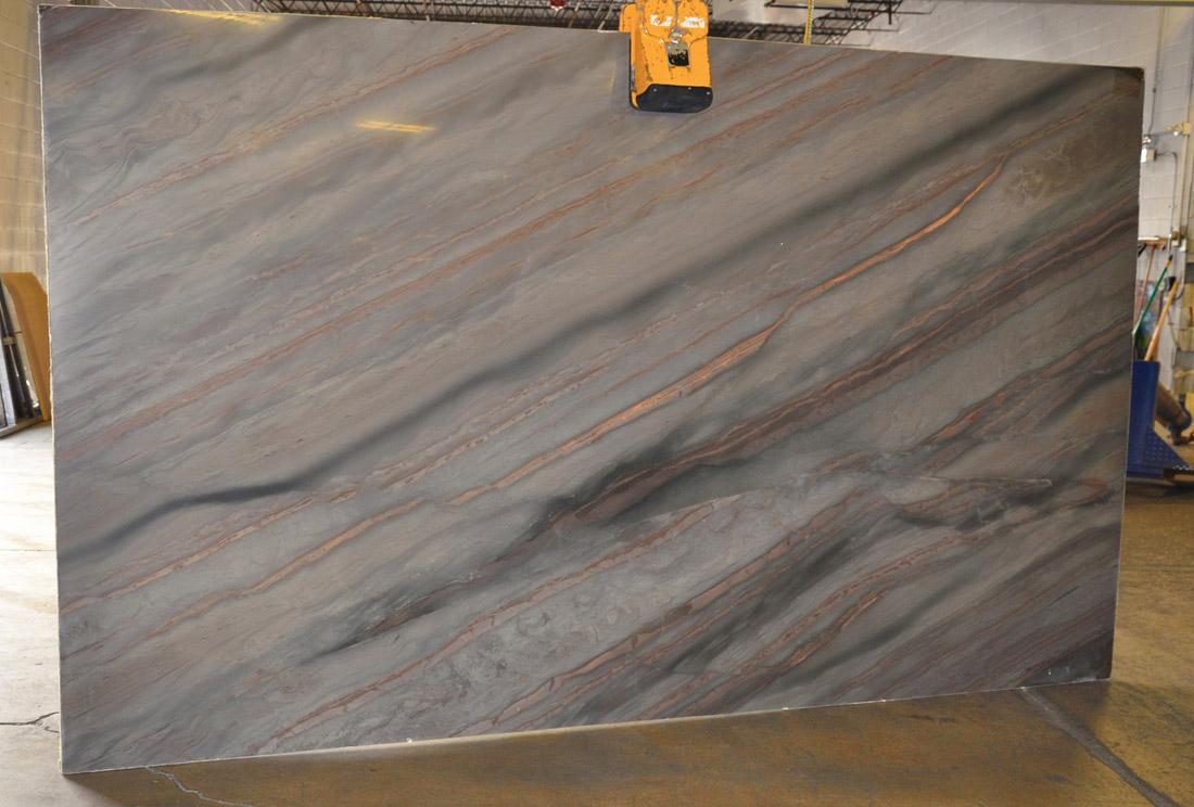 Prada 3cm Polished Quartzite Stone Slabs for Kitchen Countertops