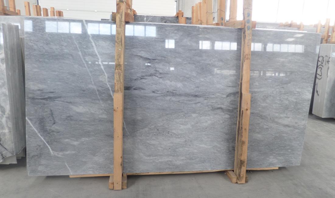Premium Bardiglio Marble Slabs Polished Grey Marble Stone Slabs