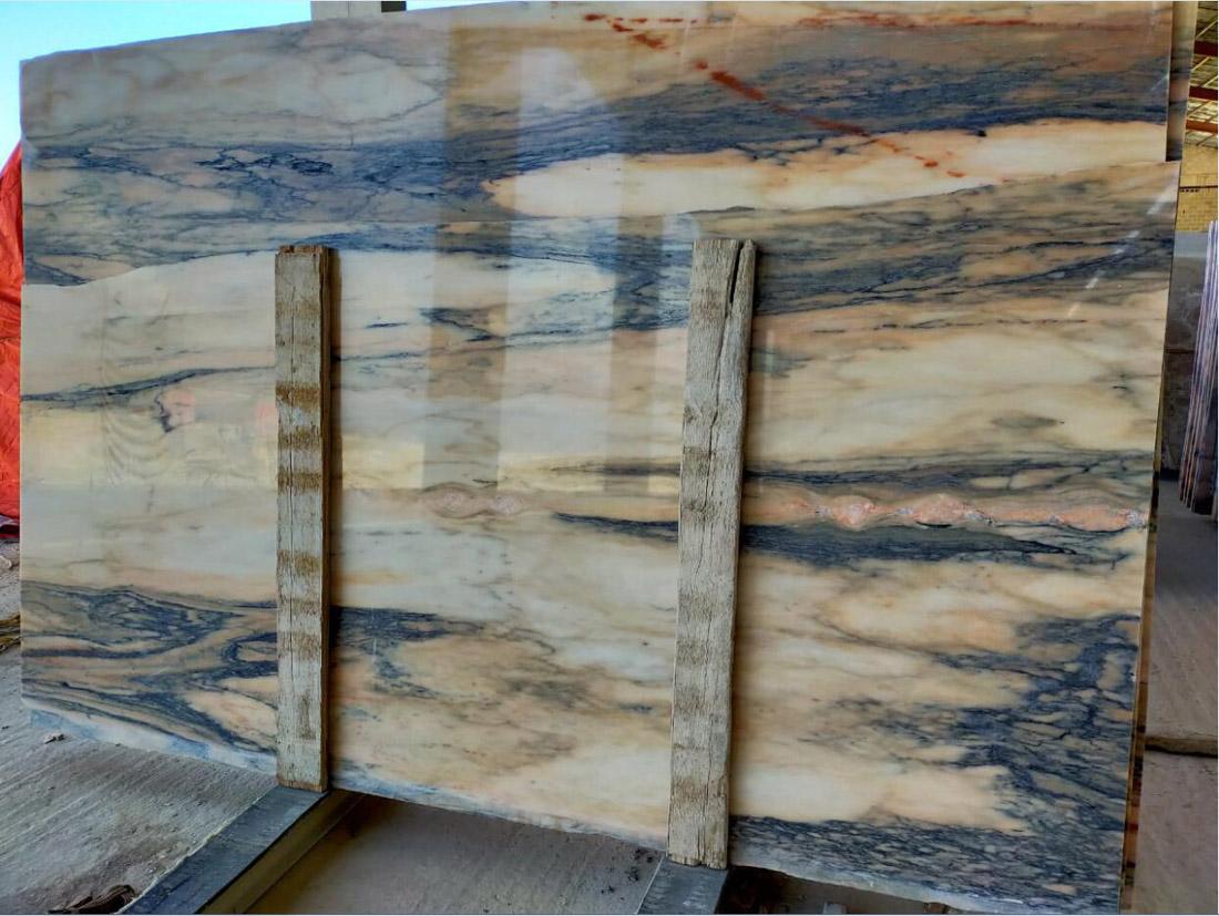 Premium Oman Marble Slabs Beige Marble Polished Stone Slabs