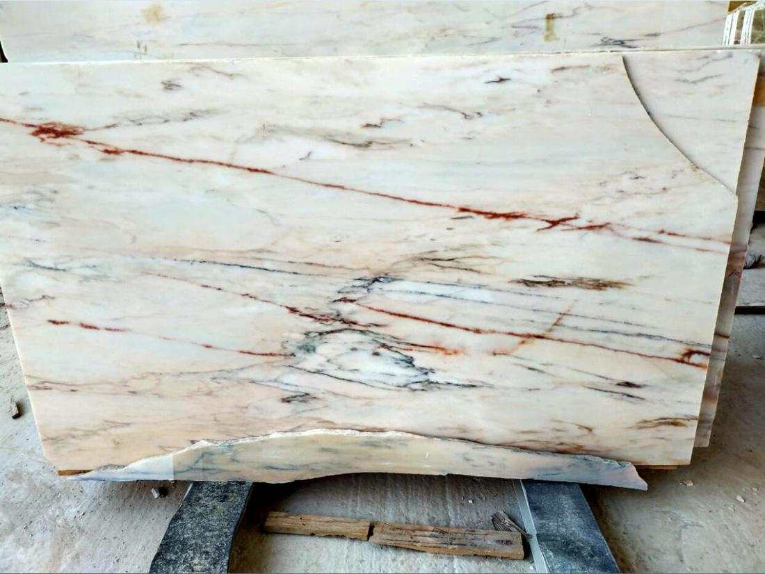 Premium Oman Marble Slabs Polished Marble Stone Slabs