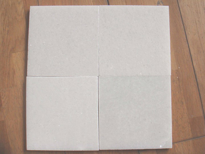Pure White Marble Tiles Polished White Flooring Tiles