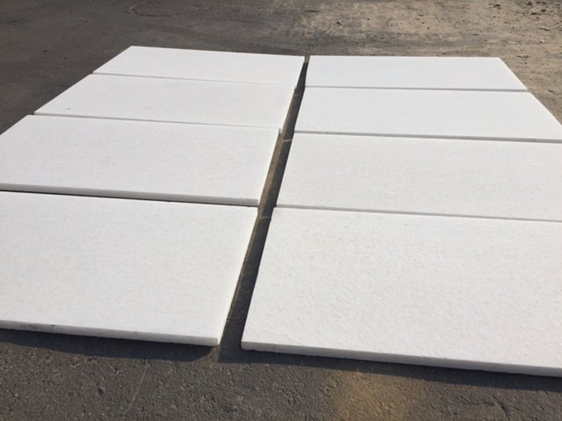 Pure White Marble Vietnam White Marble Tiles