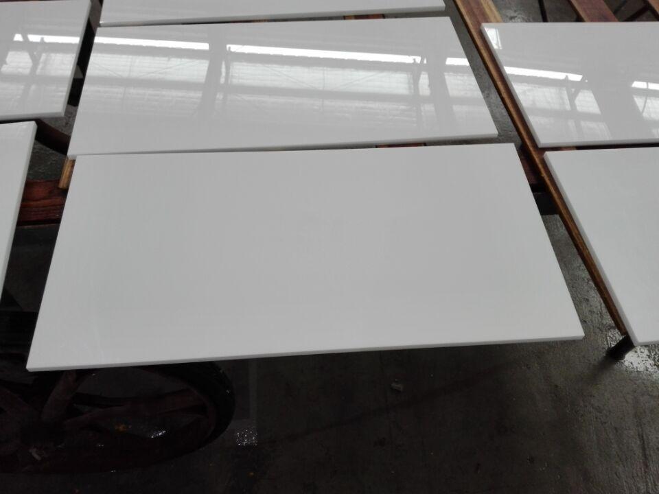 Pure White Nano White Tiles