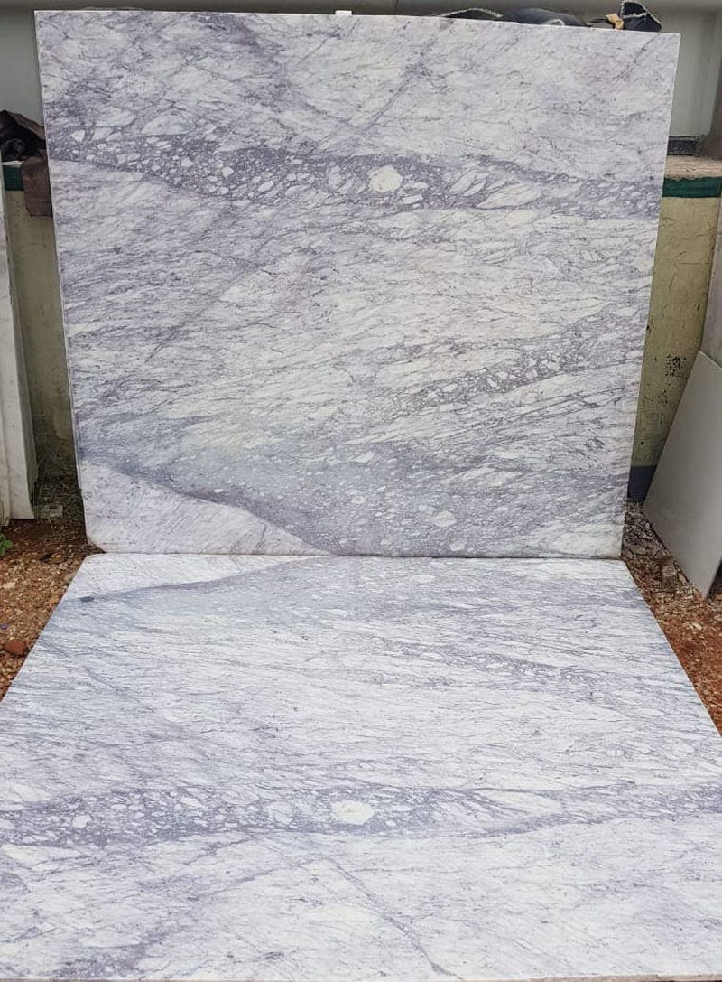 Purple Carrara Marble Tile Indian Marble Stone Tiles