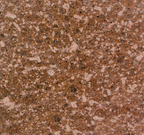 Purple Red Granite