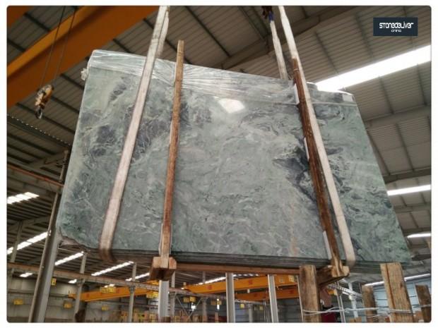 QINHUAI VERDE Marble in Blocks Slabs Tiles