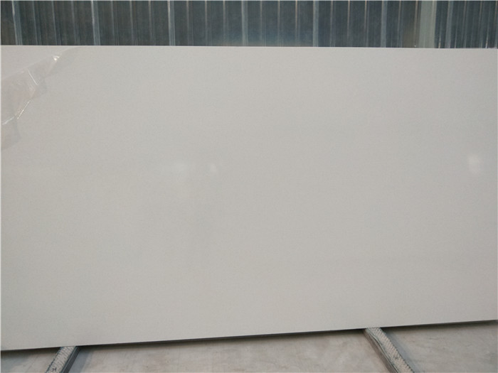 Quartz Slab White Slab