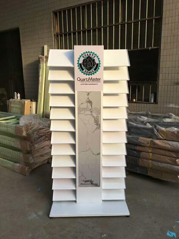 Quartz Stone Display Stands