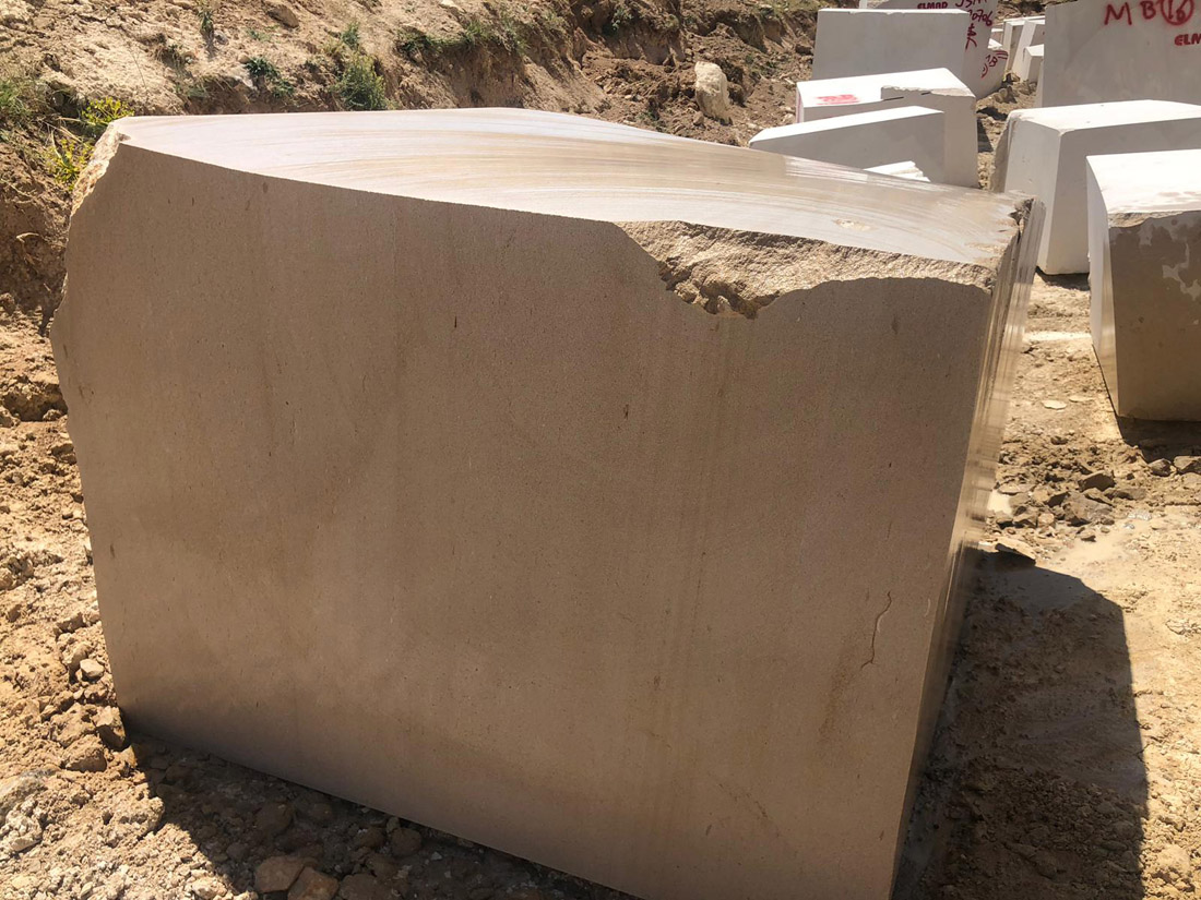 Quo Beige Limestone Block Natural Beige Limestone Blocks