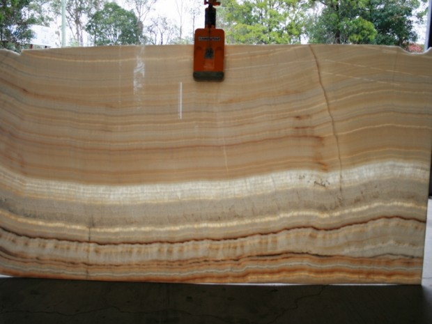 Rainbow Onyx Marble in Blocks Slabs Tiles