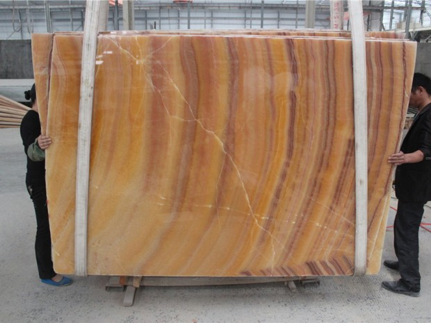 RED DRAGON ONYX Onyx in Slabs Tiles