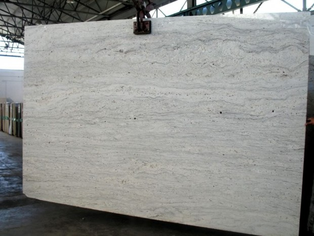 RIVER WHITE GRANITE SLAB Granite in Slabs Tiles