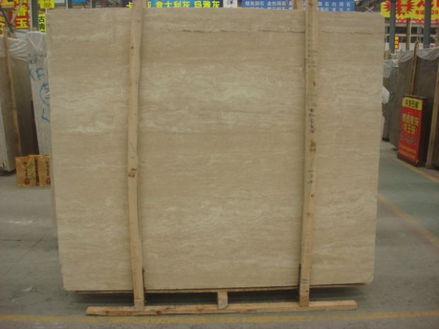 ROMAN TRAVERTINE SLAB Travertine in Slabs
