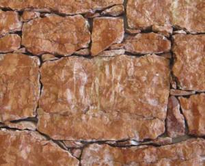 ROSSO VERONA Copia Marble Wall Stone