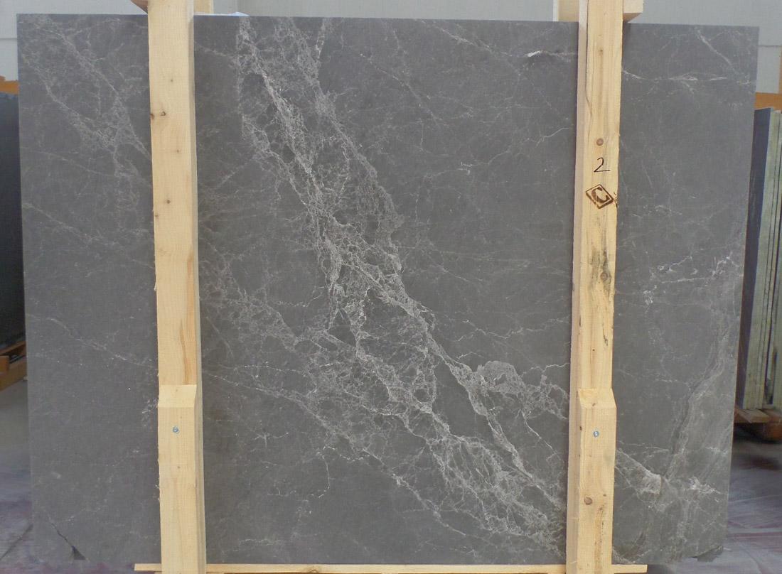 Rain Gray Marble Slabs Turkish Grey Marble Stone Slabs