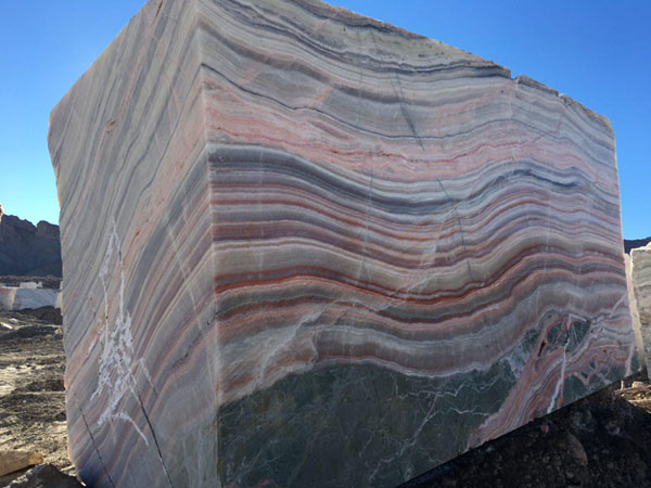 Rainbow Onyx Block
