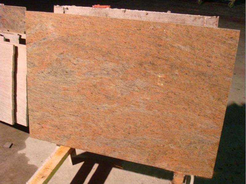 Raw Silk Granite Tiles Pink Granite Stone Tiles