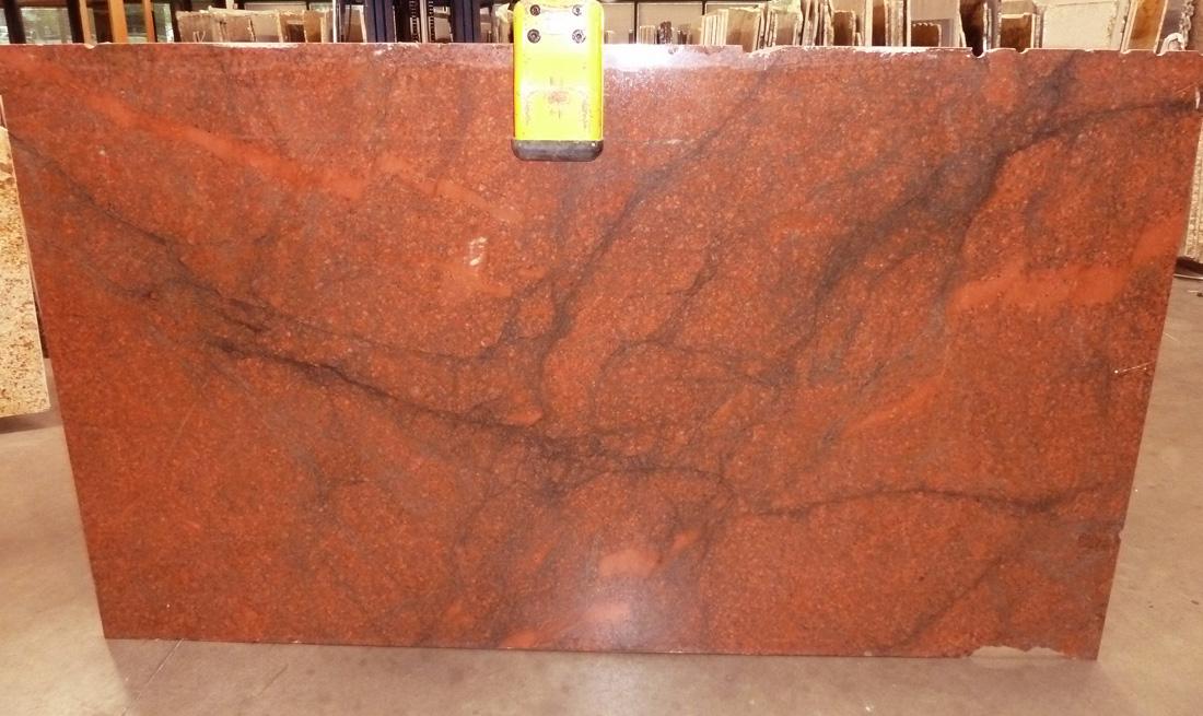 Red Dragon Granite Polished Red Granite Stone Slabs
