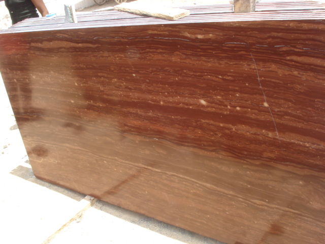Red Fire Marble Slabs Polished Indian Marble Slabs