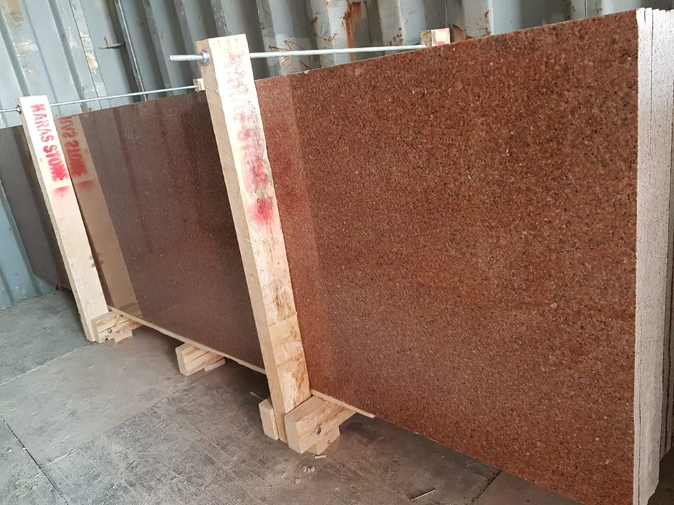Red Forsan Granite from Egyptian Stone Supplier