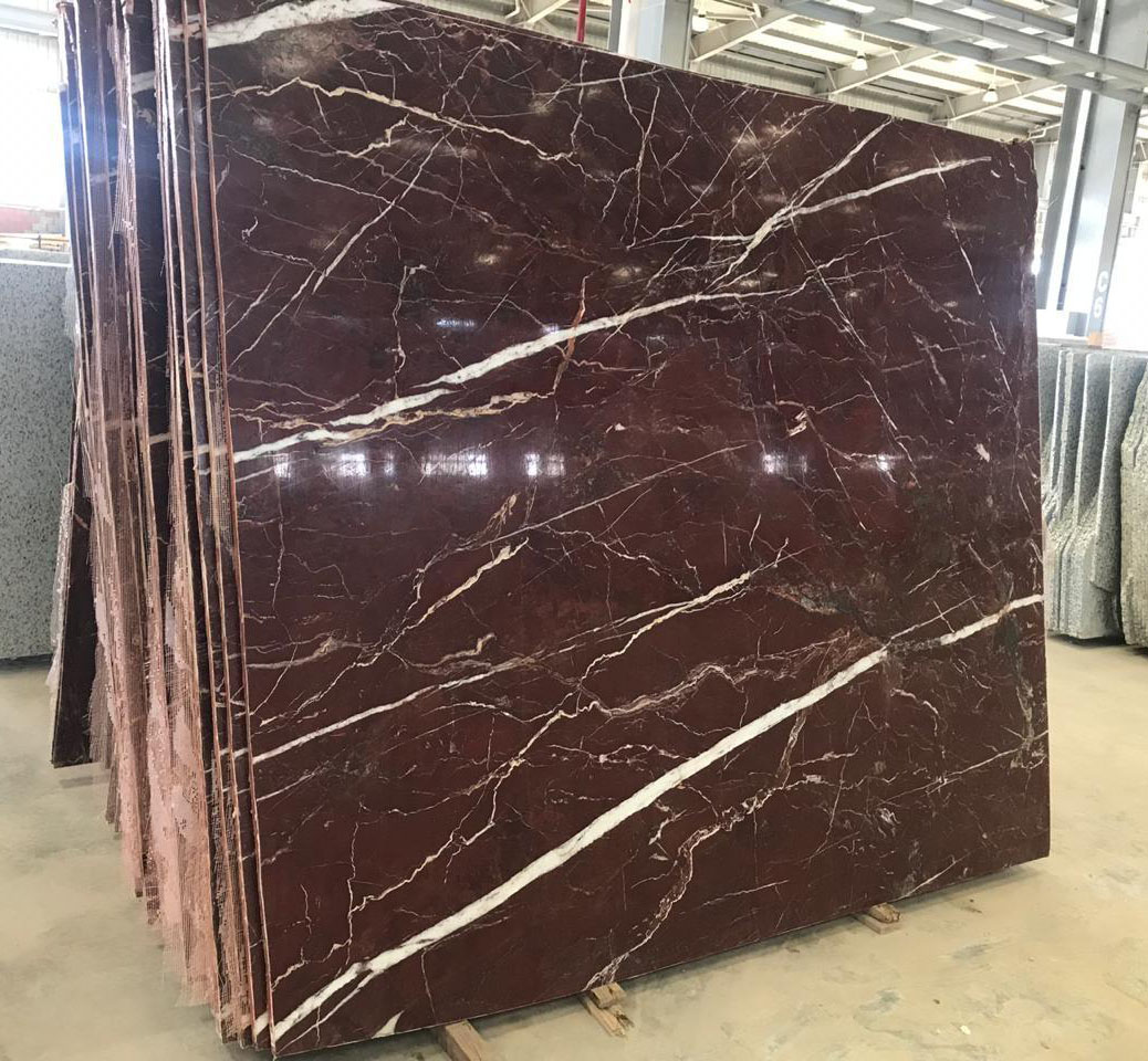 Red Jasper Marble Slabs Polished Red Slabs