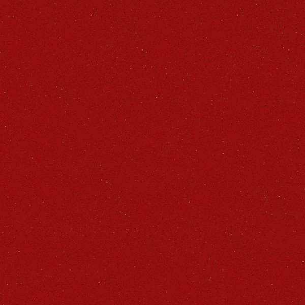 Red Shimmer Caesarstone Quartz - Red Quartz