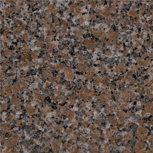 Red Crabapple Granite