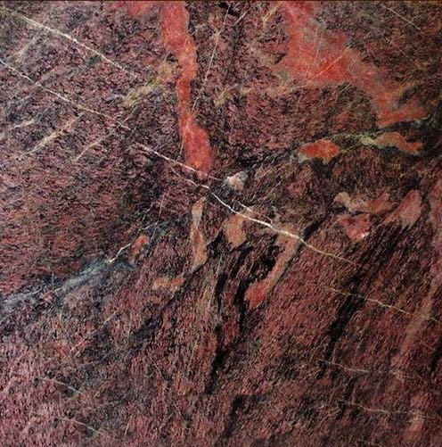 Red Fire Granite : Red fire granite