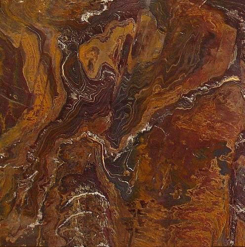 Red Gold Granite