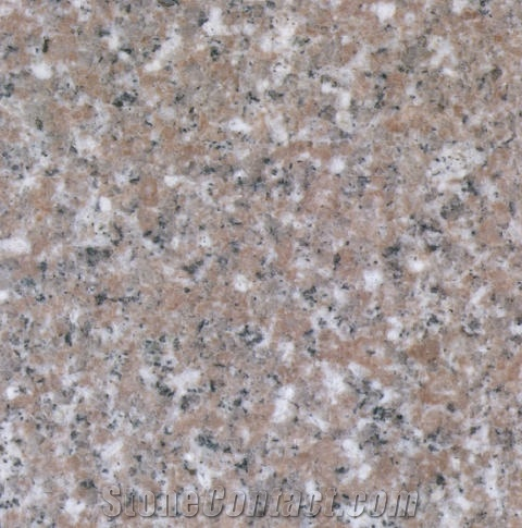 Red Tongan Granite